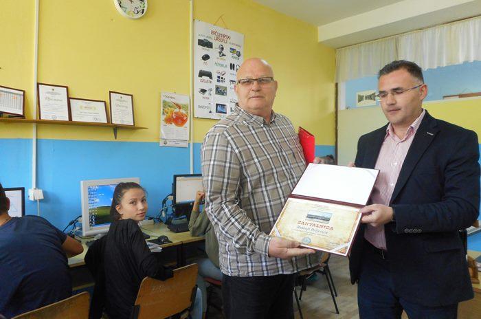 mustafa drljevic donacija skola bregovi trebinje