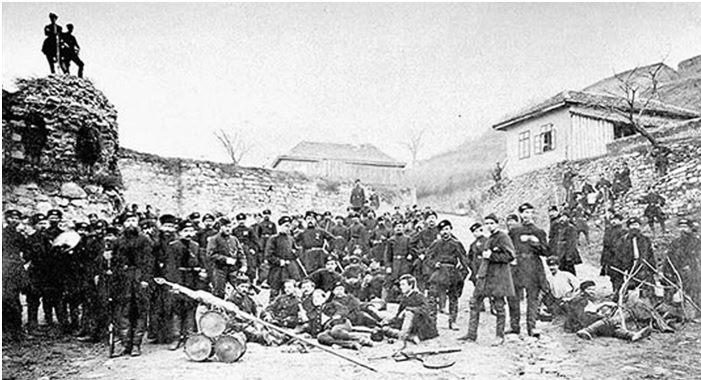ruski dobrovoljci srbija srpsko turski rat