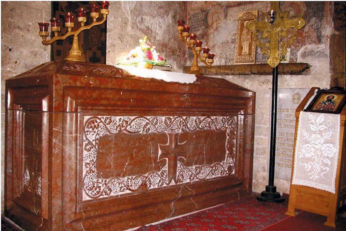 sarkofag sveti sava