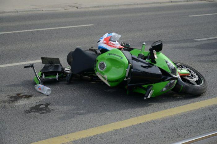 Nezgoda motociklista