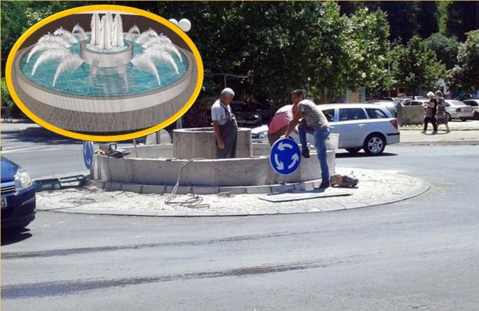 fontana trebinje izgradnja