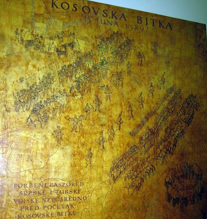 kosovski boj 1389 karta-min
