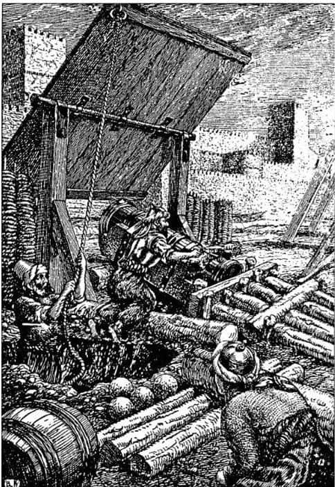 kosovski boj 1389 top vlatka vukovica-min