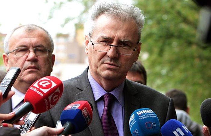 ministar milenko savanovic