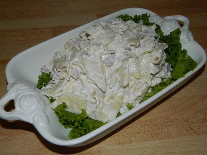 salata sa tjesteninom