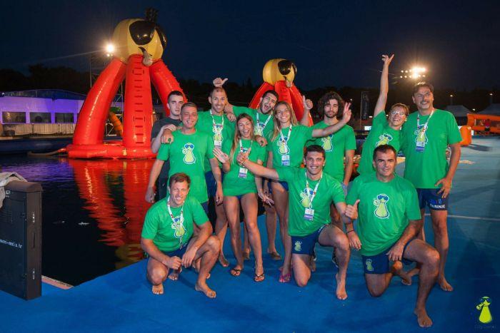 Ekipa trebinja city games biograd na moru