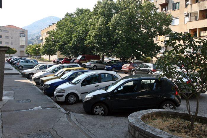 besplatan parking trebinje