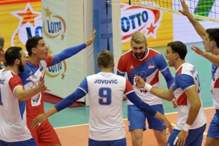 odbojkasi srbije evropsko prvenstvo
