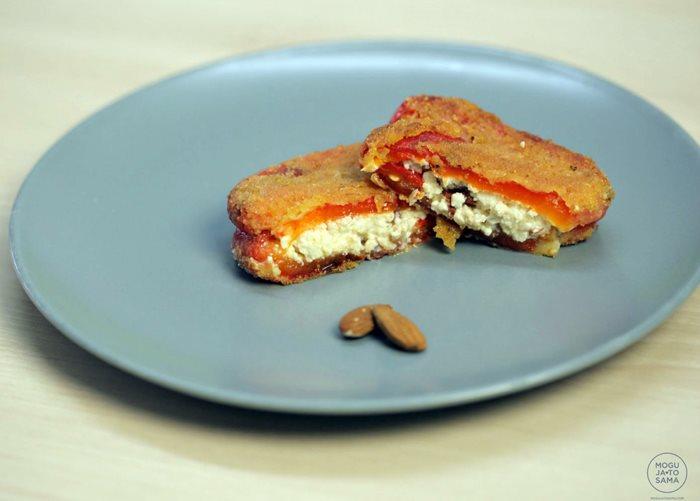 punjene pohovane paprike recept