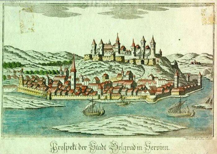 beograd vjecni grad