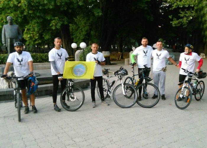 biciklisti poklonicko putovanje jasenovac