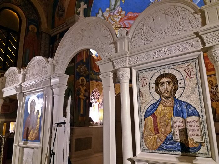 mozaik isus pantokrator saborni hram trebinje (1)