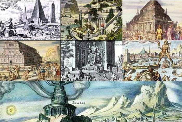 sedam svjetskih cuda