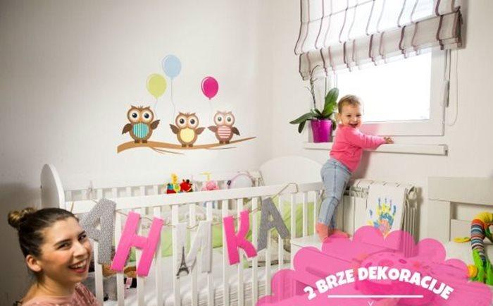 dekoracija djecije sobe
