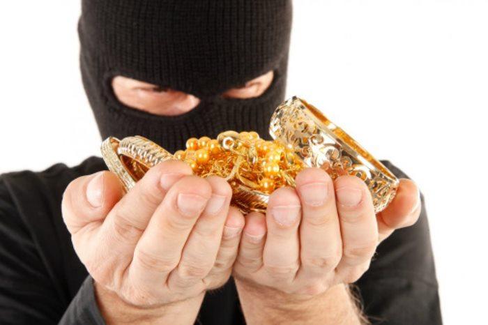 lopov zlatni nakit