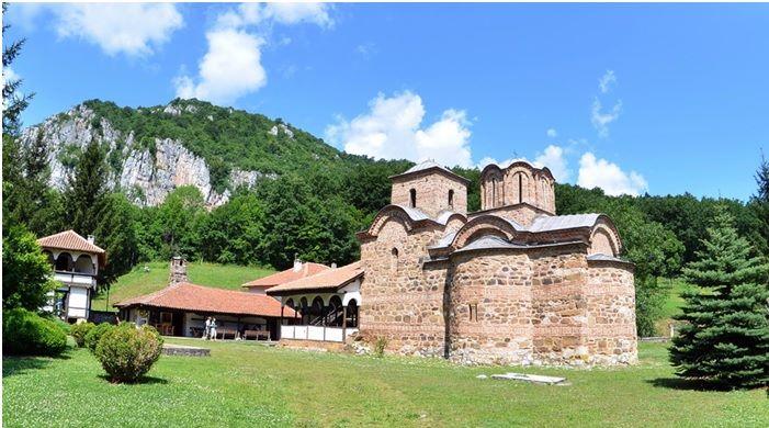 manastir svetog jovana bogoslova srbija