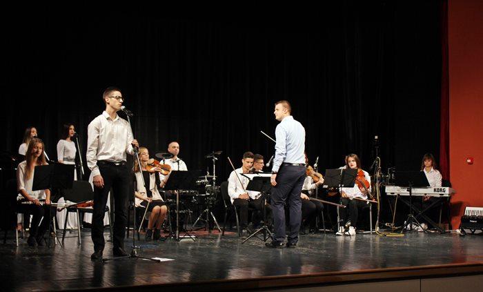 orkestar gimnazije jovan ducic koncert