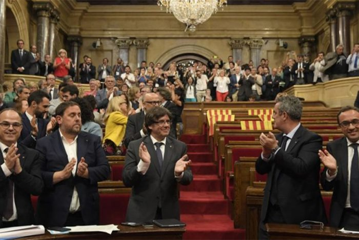 parlament katalonija