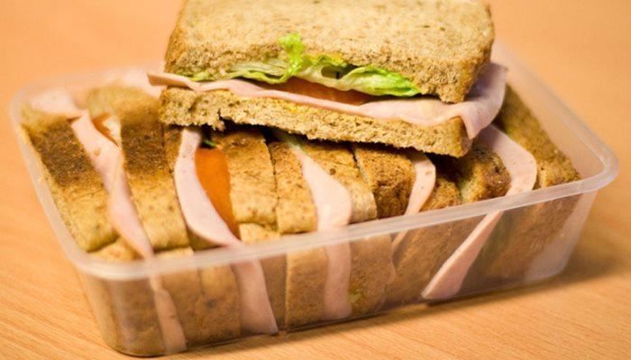 plastika hrana