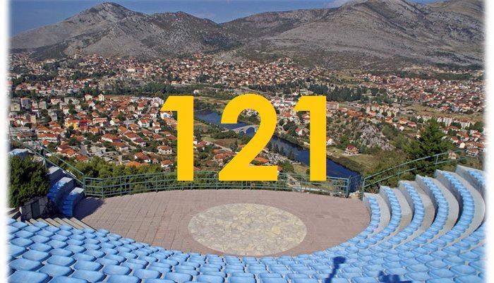 broj 121 trebinje