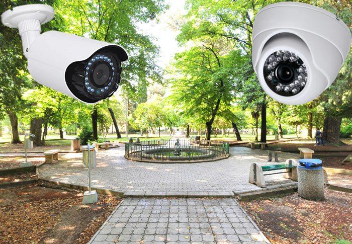 gradski park video nadzor