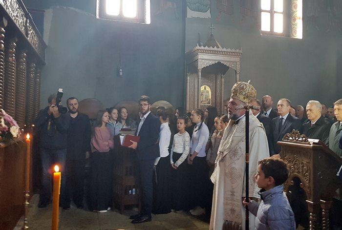 liturgija mitrovdan nevesinje