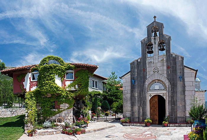 manastir tvrdos trebinje