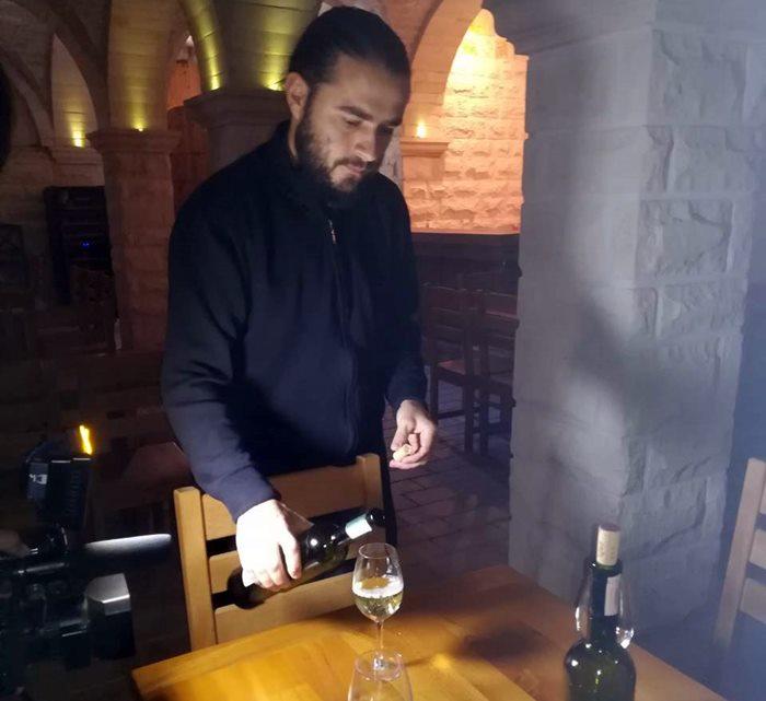 manastir tvrdos vino