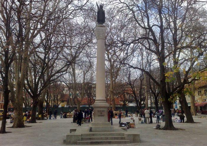 spomenik oslobodiocima trebinje