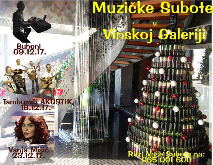 Galerija - muzicki decembar