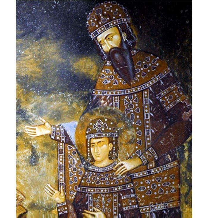 stefan uros I i kralj Dragutin