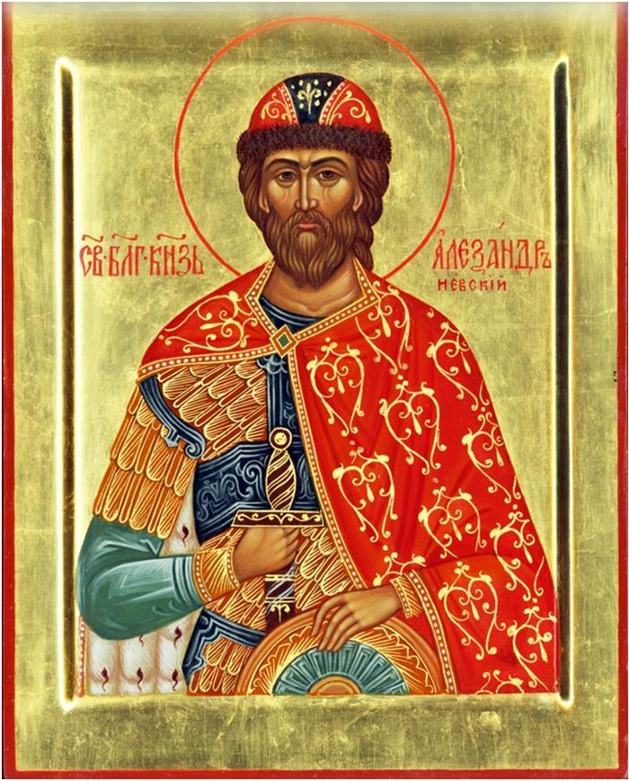 sveti aleksandar nevski rusija
