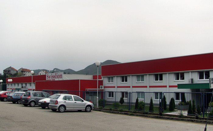 svislajon fabrika trebinje