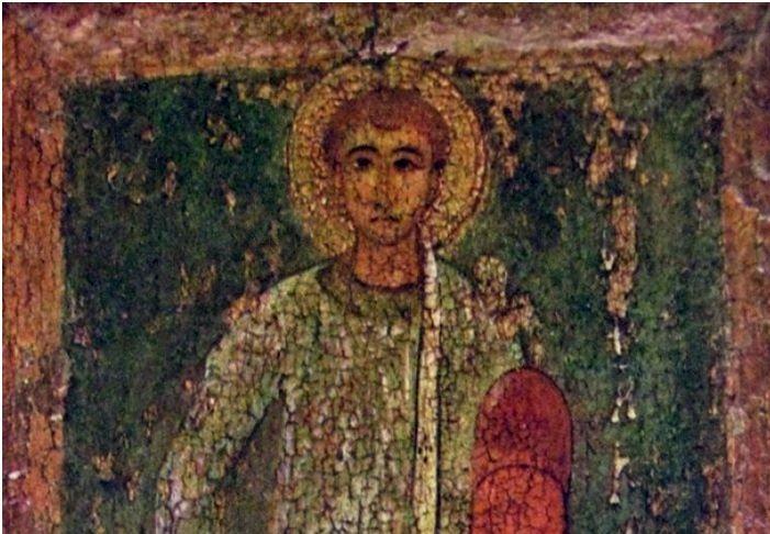 freska sveti stefan