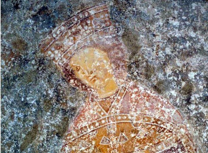 jelena antujska freska