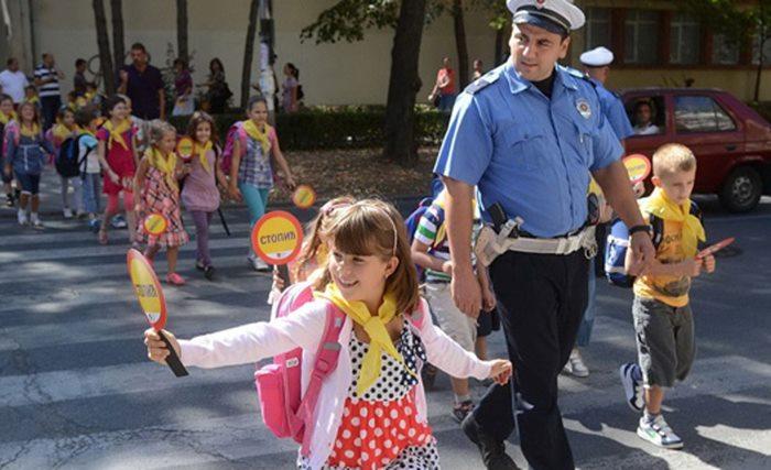 policajac djeca