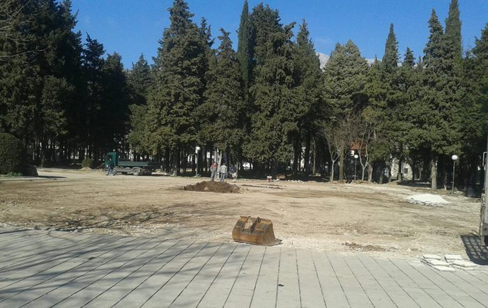 radovi park 1