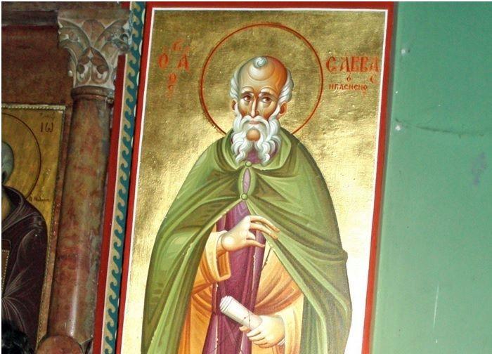 sveti sava freska