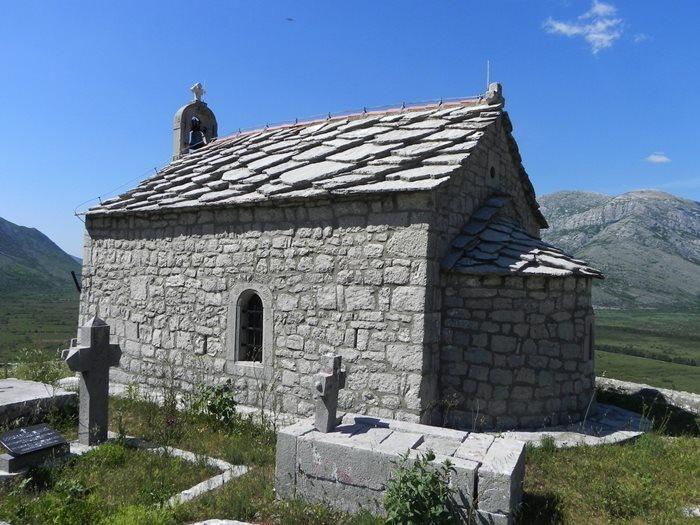 crkva svetog ilije sedlari