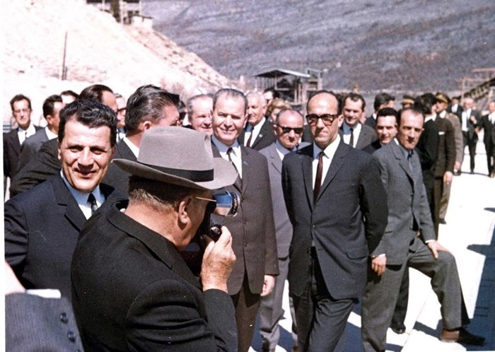 izgradnja grancareva 1968