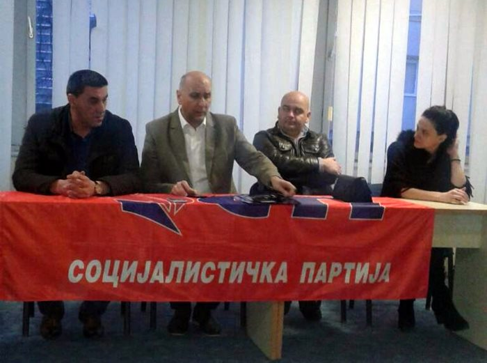 socijalisti regionalni odbor