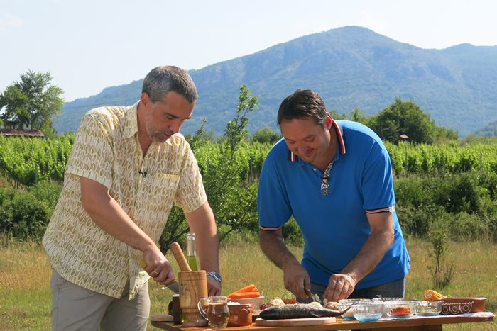 vinogradarska riblja corba