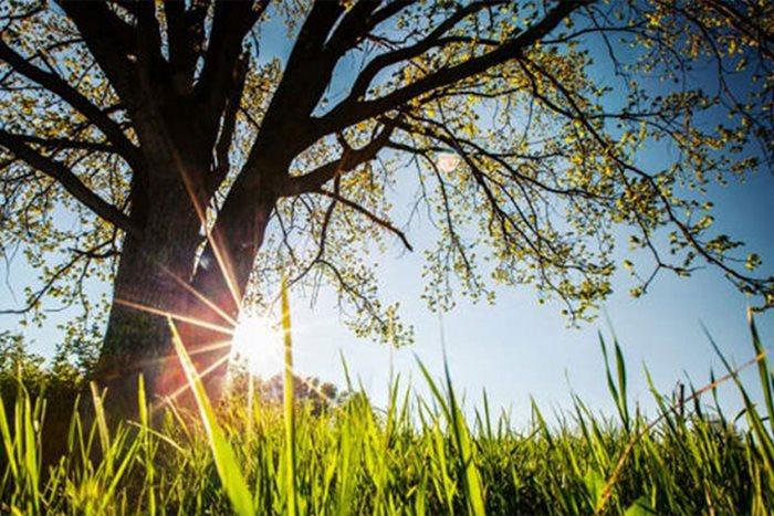 vrijeme sunce proljece